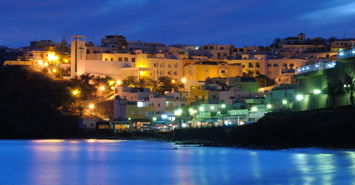 Fuerteventura-Night